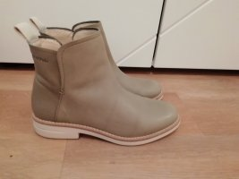 Marco Polo Chelsea Boots green grey