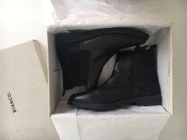 Bianco Chelsea Boots black
