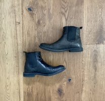 Sailer Chelsea Boots black leather