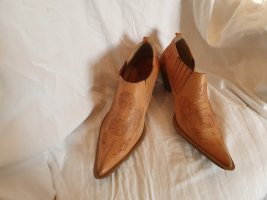 1 NY tee Slip-on brun sable