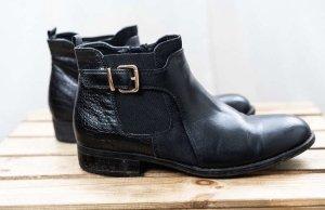 Graceland Chelsea Boot doré-noir