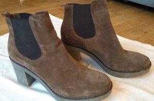 Alto Gradimento Chelsea laarzen bruin