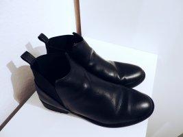 Monki Chelsea laarzen zwart