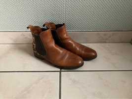 Chelsea Boots mit leomuster
