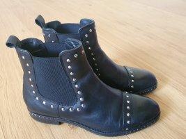 Chelsea Boots mit Nieten