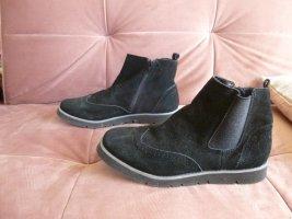 Chelsea Boots Schwarz Gr. 40