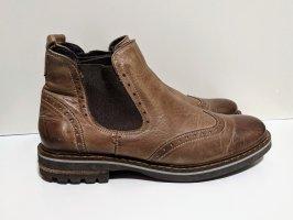 5 th Avenue Chelsea Boot bronze-gris brun