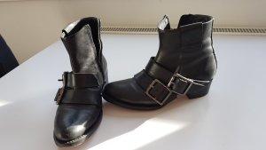 Karl Lagerfeld Chelsea laarzen zwart