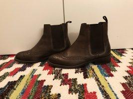 Chelsea Boot brun foncé cuir