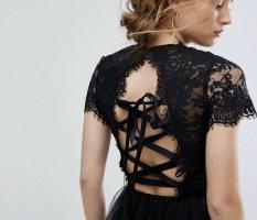Chi Chi London Suknia balowa czarny
