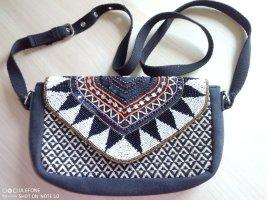 Anastacia by s.Oliver Crossbody bag blue mixture fibre