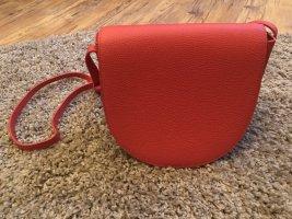 ChiChiFan Handtasche Halfmoon Bag koralle Sommer 2019