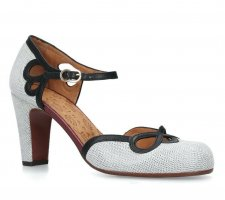 Chie Mihara Mary Jane Pumps multicolored leather
