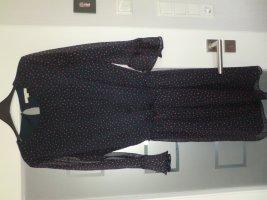 Chiffon Minikleid dunkelblau (Esprit)