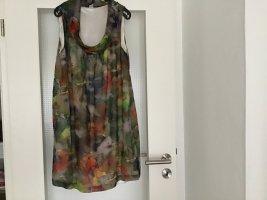 Ms mode Chiffon Dress multicolored polyester