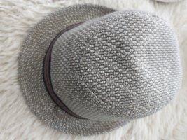 Chillouts Chapeau de paille gris clair-gris