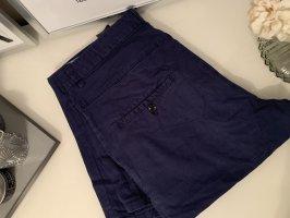 H&M Chino azul-azul oscuro