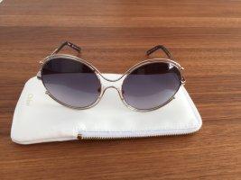 Chloé Okulary srebrny