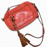 CHLOE EDEN Crossbody Tasche lachs orange Leder