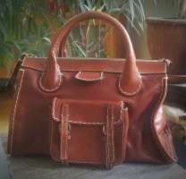 Chloé Handbag russet leather