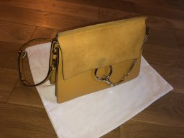Chloé Handbag gold orange