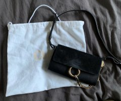 Chloé Crossbody bag black leather