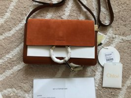 Chloé Shoulder Bag cognac-coloured