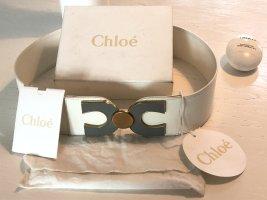 Chloé Cintura fianchi bianco Pelle