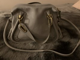 Chloé Handbag grey leather