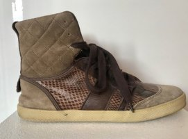 Chloé High Top Sneaker multicolored leather