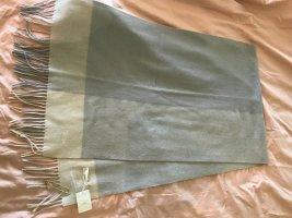 Chloé Sciarpa in cashmere azzurro-grigio chiaro Cachemire