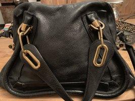 Chloé paraty bag medium - schwarz - gebraucht aber selten benutzt