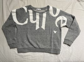 Chloé Sweatshirt gris clair