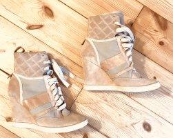 Chloé Wedges , Sneaker 37, Stiefeletten ,