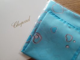 Chopard Silk Scarf white-turquoise