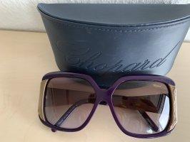 Chopard Gafas mariposa violeta oscuro