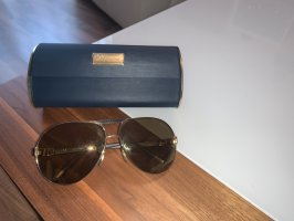 Chopard Bril donkerbruin-brons