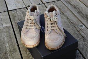 Chris Coo Sneaker Beige 38 Top!