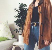 Christ Fur Jacket camel-brown pelt