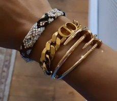 Christian Dior Bracelet doré