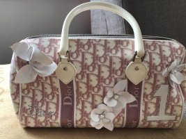 Christian Dior Gipsy Boston Bowlingtasche