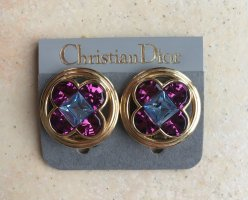 Christian Dior Ohrclips/Ohrringe
