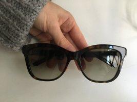 Christian Dior Oval Sunglasses multicolored