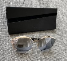 Christian Dior Butterfly Glasses silver-colored-gold-colored