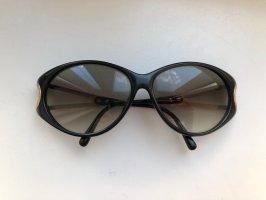 Christian Dior Okulary czarny-złoto