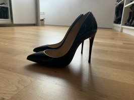 Christian Louboutin High Heels black-red