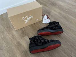 Christian Louboutin High Top Sneaker black