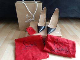 CHRISTIAN LOUBOUTIN So Kate 120 Lederpumps