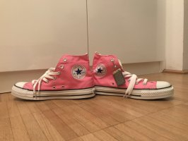 Converse High Top Sneaker pink-pink