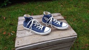 All Star Zapatillas altas azul